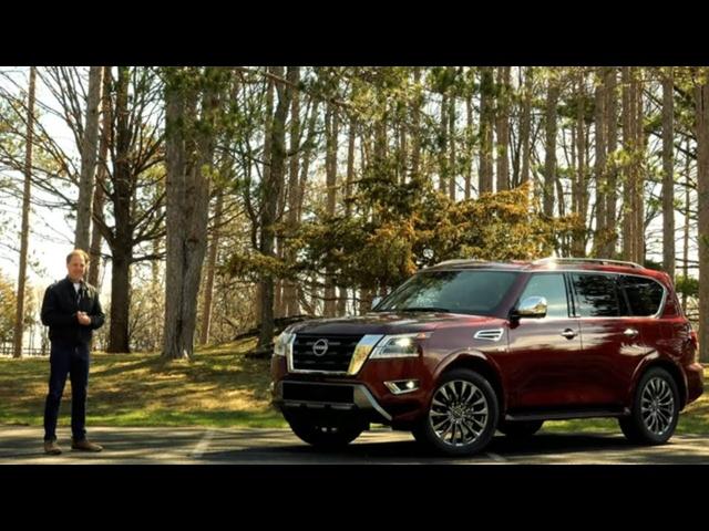 2021 Nissan Armada | Big SUVs Never Say Die