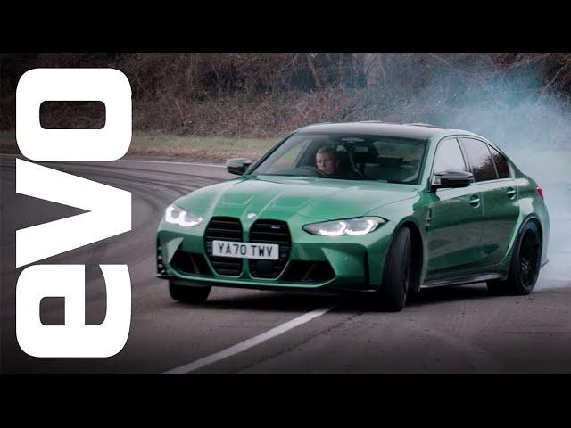 New BMW M3 v the world | evo TRACK BATTLES