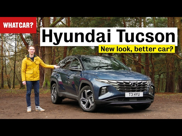 2021 Hyundai Tucson in-depth review – best hybrid SUV? | What Car?