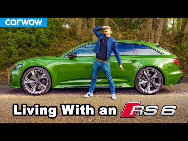 Living with an Audi RS6 - what I loved... And hated!