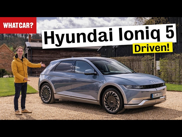 2021 Hyundai Ioniq 5 REVIEW!! – best new EV? | What Car?