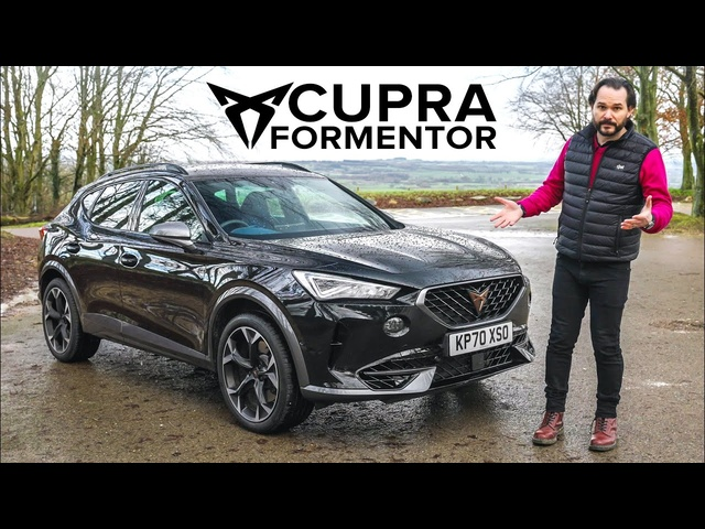 NEW Cupra Formentor: Road Review | Carfection 4K