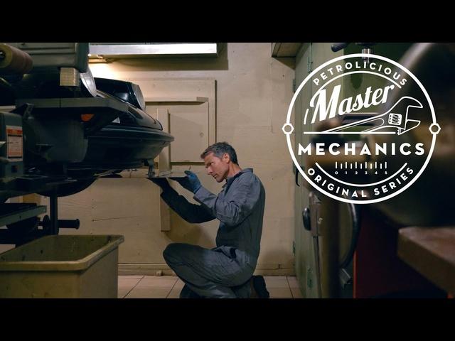 Master Mechanics: Jack Olsen And The 12-Gauge Garage
