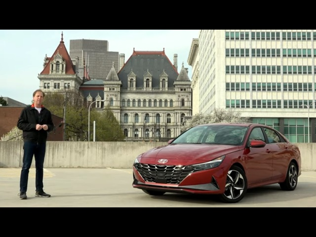 2021 Hyundai Elantra Limited | A Rebirth of Design and Technology