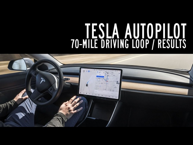 We Put Tesla's Autopilot Driver Assist-System to the Test