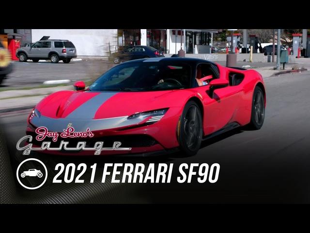 2021 Ferrari SF90 -Jay Leno's Garage