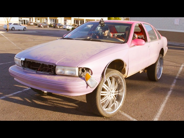 Bubble Caprice Gets Nitrous at the Drag Strip!   Roadkill   MotorTrend