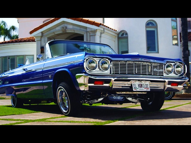 '64 Chevrolet Impala SS! | LOWRIDER Roll Models Season 5 Ep. 12 | MotorTrend