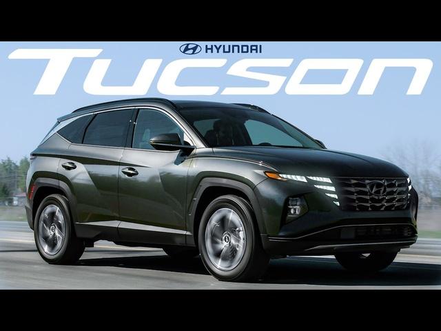 FUTURISTIC! 2022 <em>Hyundai</em> Tucson Review