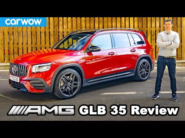 Mercedes-AMG GLB 35 review -0-60mph, 1/4-mile & brake tested!