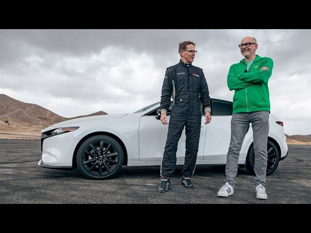 In the Driver's Seat with Rob Corddry | Top Gear America | MotorTrend