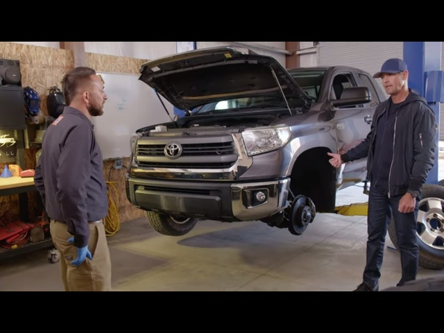 Tundra Truck Rebuild! | Garage Rescue Ep. 3 Presented by Castrol | MotorTrend