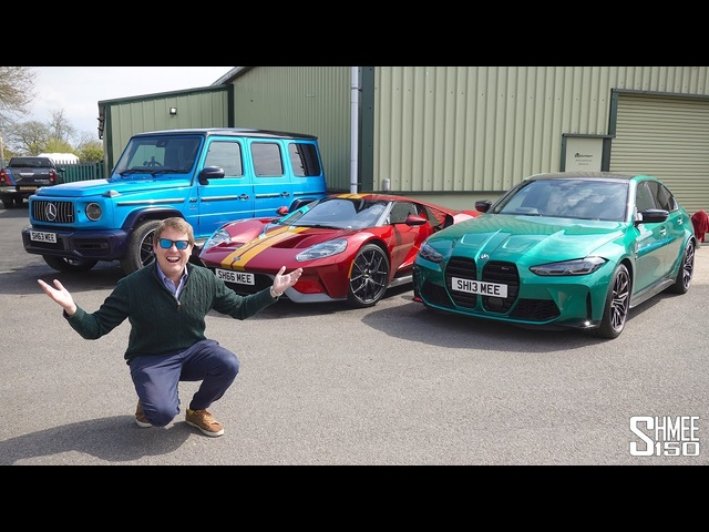 A Day in My Life Managing aCar Collection!