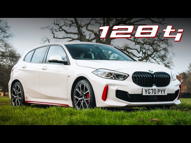 BMW 128ti Review: Is BMW's First FWD Hot Hatch Worth Buying? | Carfection 4K