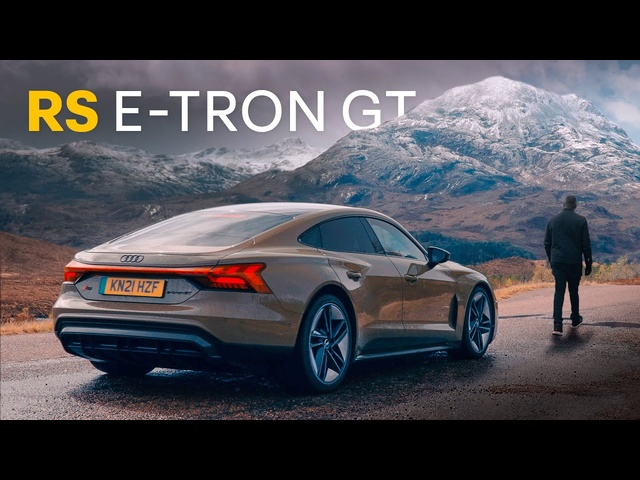 NEW Audi RS e-tron GT Review: Grand Touring Reinvented | 4K