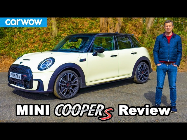 MINI Cooper S 2021 review -better than aVW Polo GTI?
