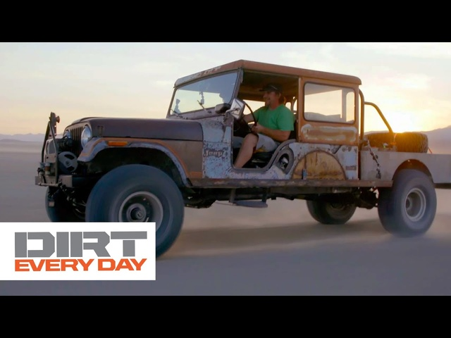Cheap Jeep Challenges! | Dirt Every Day | MotorTrend