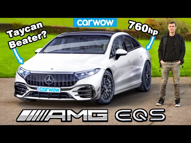 760hp AMG EQS & other NEW electrified AMGs revealed!