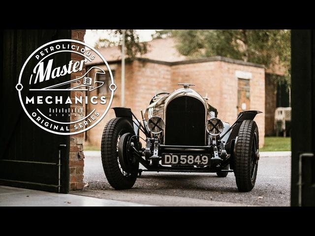 Master Mechanics: Kingsbury Racing Shop