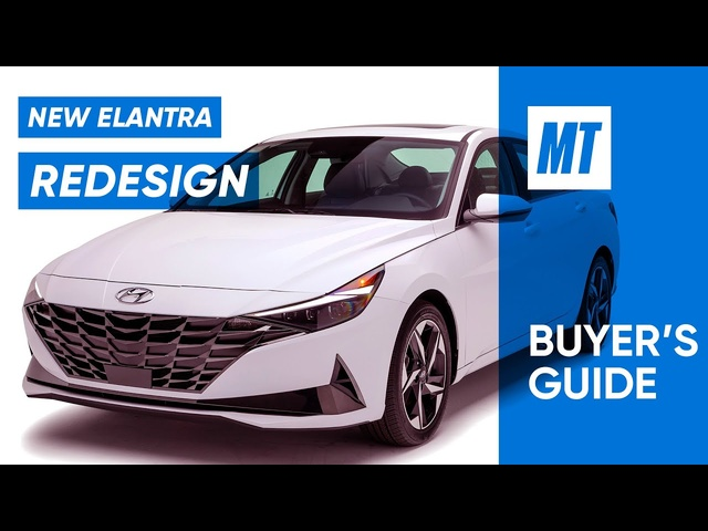 """""""A Must-Buy Redesign?"""" 2021 Hyundai Elantra Review 