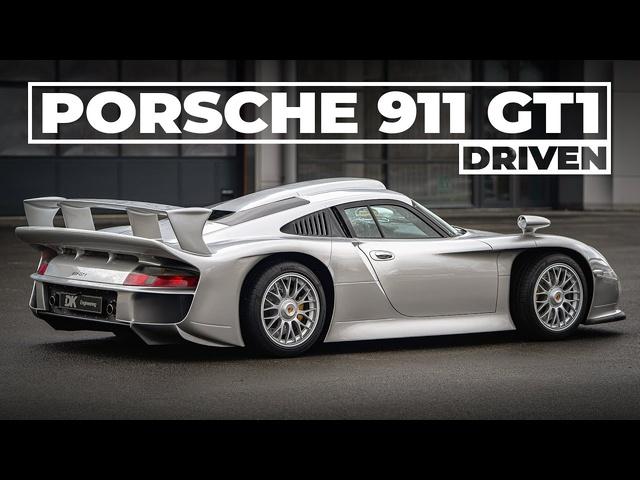 <em>Porsche</em> 911 GT1: The ULTIMATE Group Test Part 2 | Carfection 4K