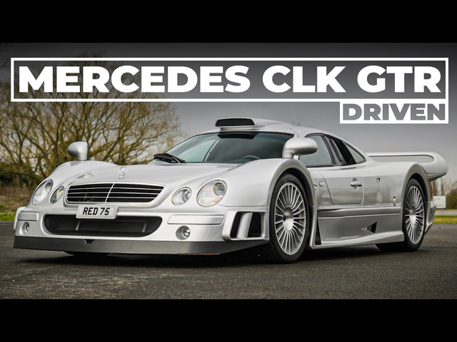 Mercedes CLK GTR: The ULTIMATE Group Test Part 3 | Carfection 4K
