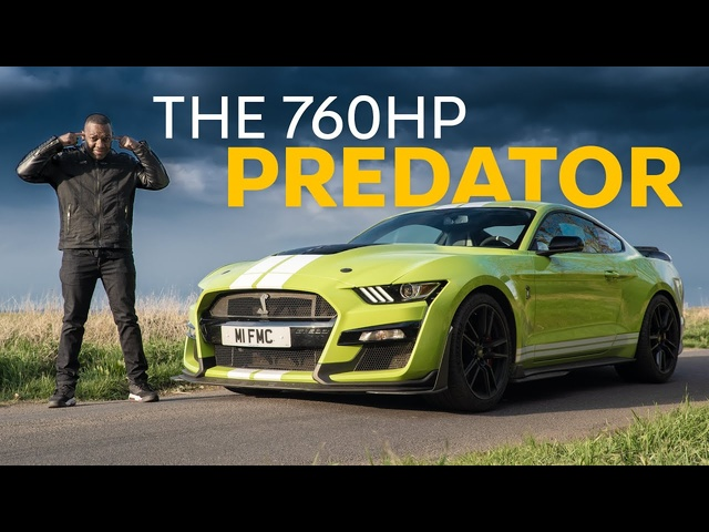 <em>Ford</em> Mustang SHELBY GT500 Review: The MADDEST Muscle Car! | 4K