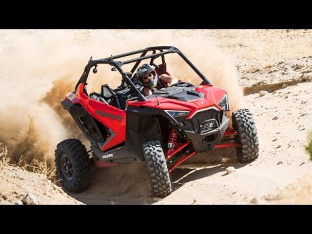 Polaris RZR vs Jeep Gladiator in the Desert! | Top Gear America | MotorTrend