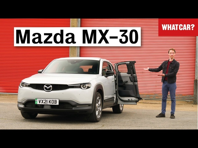 2021 Mazda MX-30 review – why it's aBRILLIANT (and TERRIBLE!!) electric SUV | What Car?