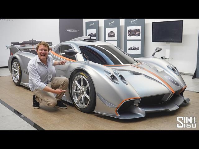 New PAGANI HUAYRA R! Track Hypercar First Look