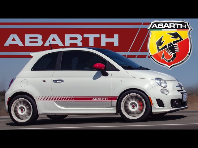 Fiat 500 Abarth Review