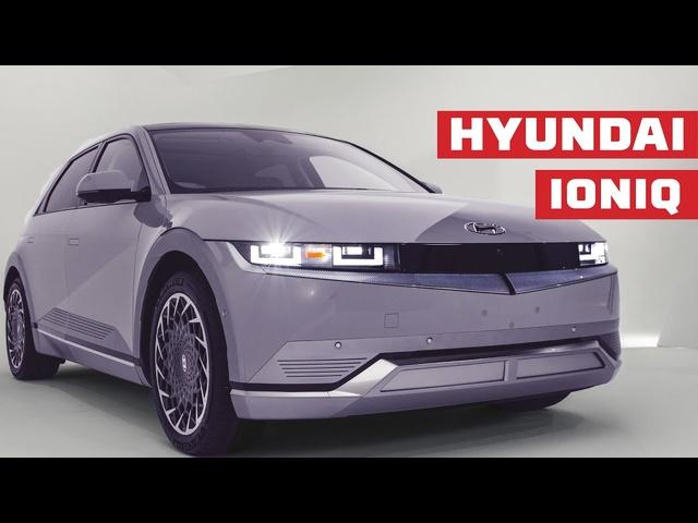 2022 Hyundai Ioniq 5 REVEAL | MotorTrend