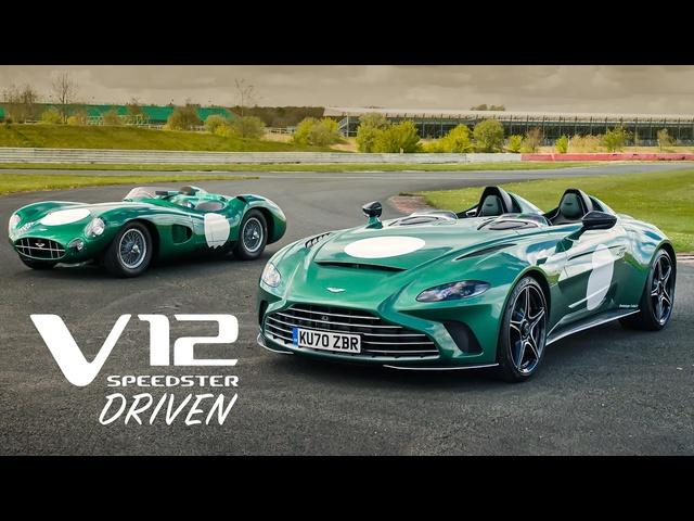 NEW Aston Martin V12 Speedster: Road Review | Carfection 4K
