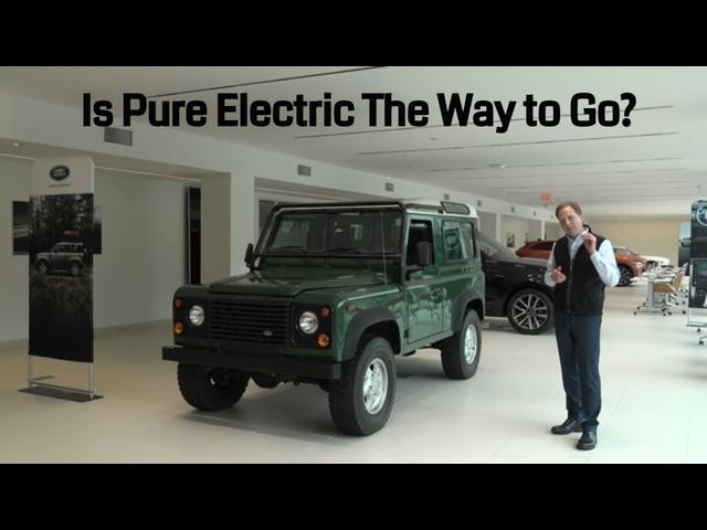 2021 <em>Jaguar</em> Land Rover Media Drive | XF, F-PACE and Defender 90