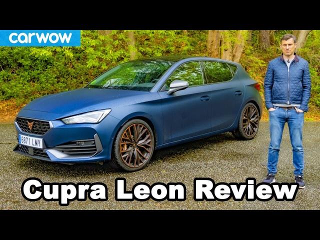Cupra Leon 2021 review -better than aGolf GTI Clubsport?!