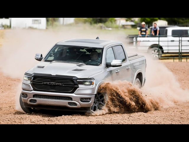 Comparing the Best Selling Trucks | Top Gear America | MotorTrend