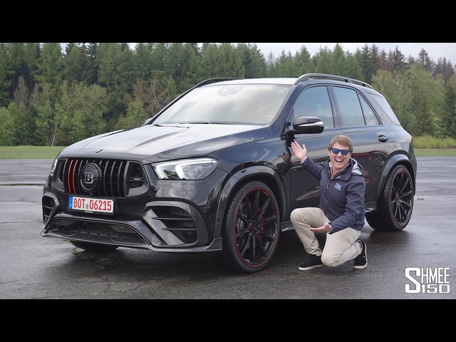 New BRABUS 800 GLE BEAST! Test Drive and Full Tour