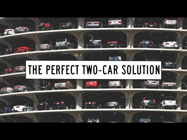 Finding the Perfect Two-Car Solution: Window Shop with Car and Driver