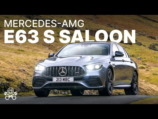2021 Mercedes-AMG E63 S saloon | PH Review | PistonHeads