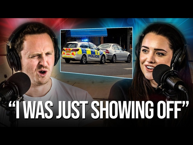 What It's Like Getting Pulled Over For Speeding | Your Car Stories (feat. Queen B)