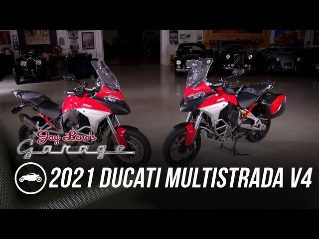 2021 Ducati Multistrada V4 -Jay Leno's Garage