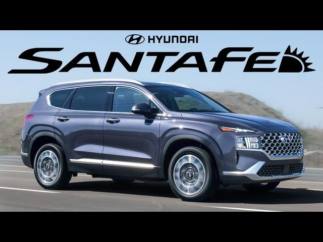 NICE! 2021 Hyundai Santa Fe Review