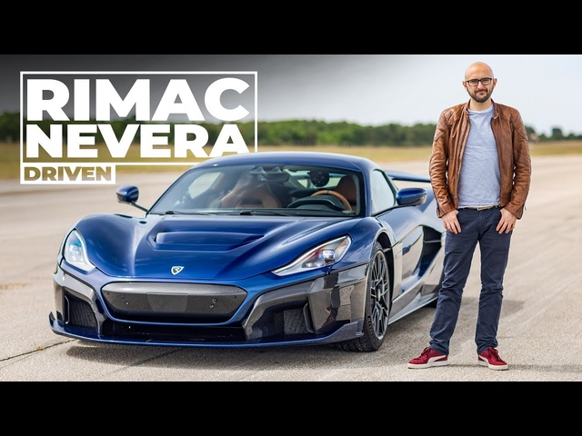 NEW Rimac Nevera: First Drive Review & INSANE Acceleration Test | Carfection 4K