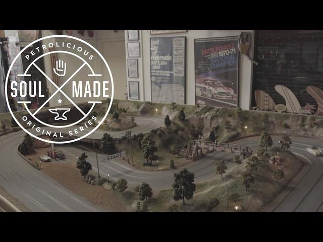 Soul Made: Jarel-Built Slot Car Tracks