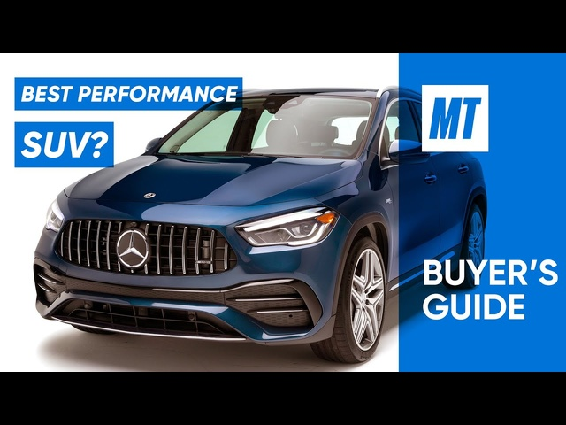 Best SUV for the Money? 2021 Mercedes-AMG GLA35 Review | MotorTrend Buyer's Guide