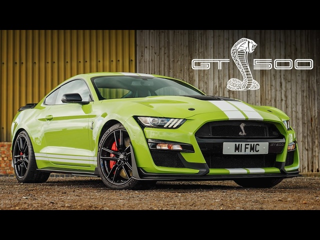 Ford Mustang Shelby GT500 Review: The Most RAUCOUS Road Car Ever | Carfection 4K