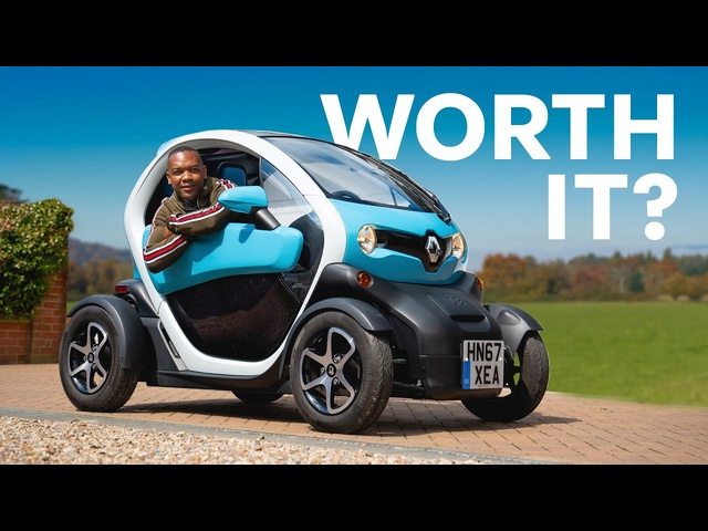 Renault Twizy: Is The CHEAPEST EV Still Relevant In 2021? 4K