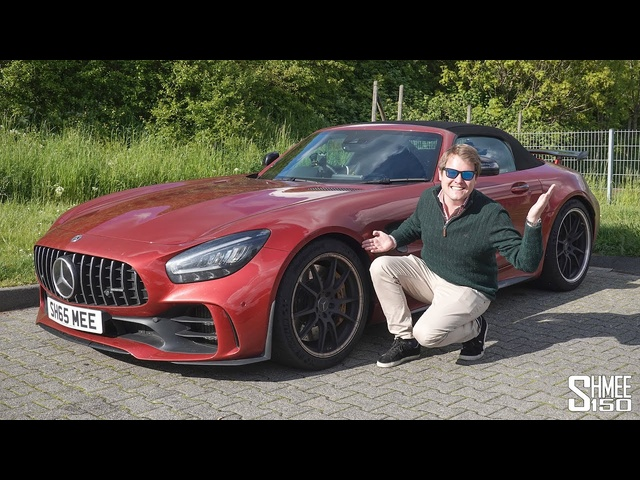 END OF THE ROAD With My AMG GT R Roadster! 4,000 Miles Update