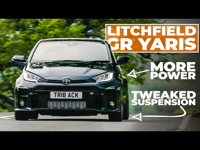 Litchfield Toyota GR Yaris: Road Review | Carfection 4K
