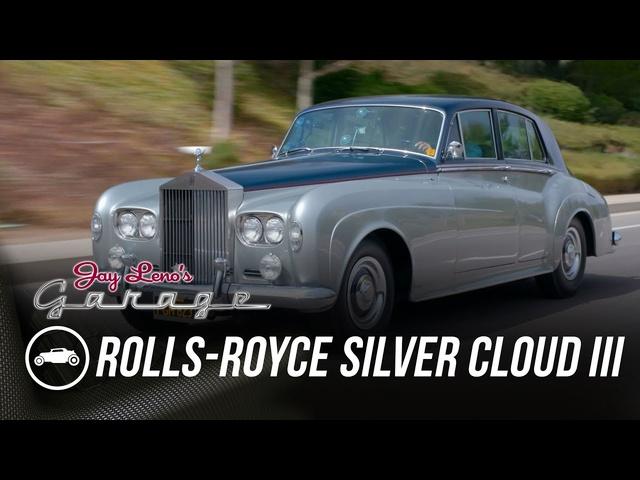 John Frankenheimer's 1965 Rolls-Royce Silver Cloud III -Jay Leno's Garage